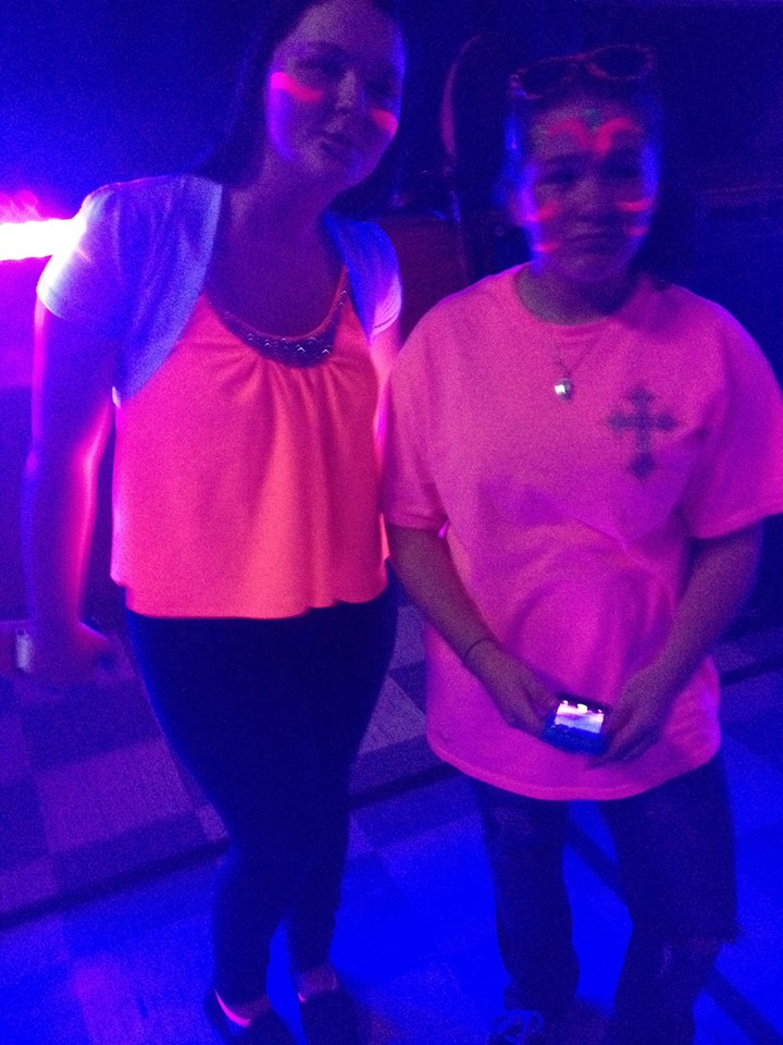 GLO PARTY